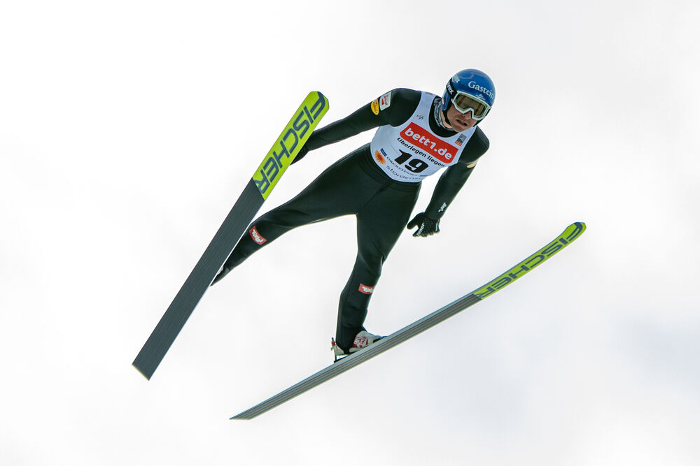 26.01.2020, Oberstdorf, Germany (GER):Bernhard Gruber (AUT) - FIS world cup nordic combined, individual gundersen HS140/10km, Oberstdorf (GER). www.nordicfocus.com. © Volk/NordicFocus. Every downloaded picture is fee-liable.