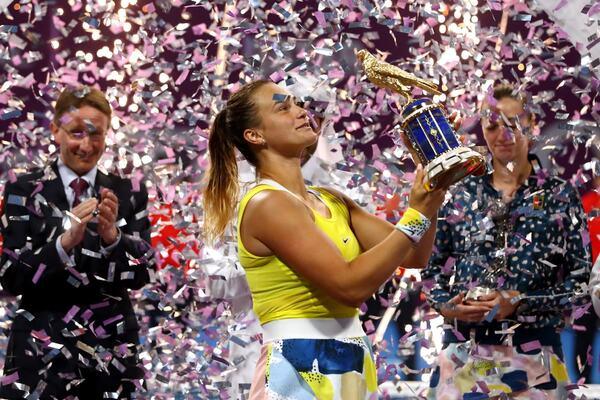 Photo : WTA Doha