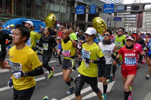 Photo : Tokyo Marathon