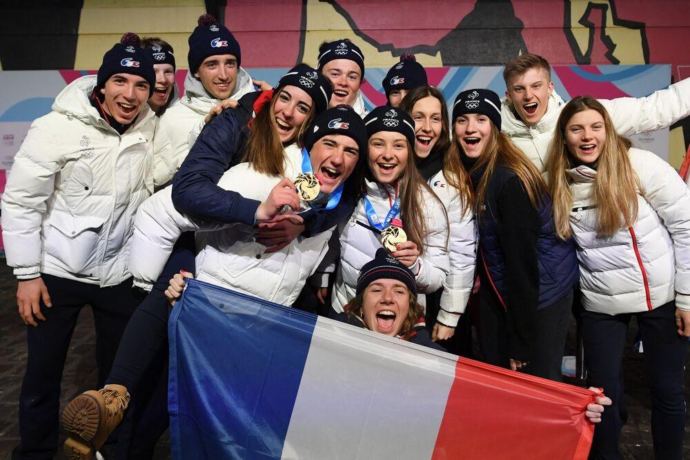 Photo : France Olympique JOJ 2020