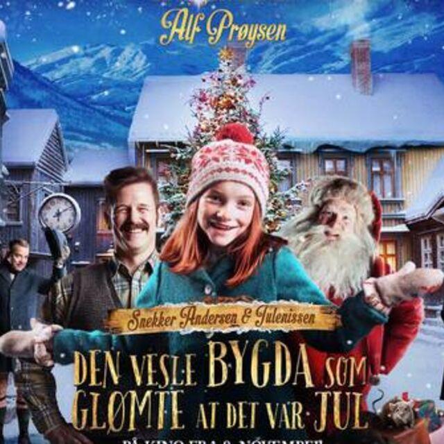 Kino: Snekker Andersen og Julenissen: Den vesle bygda som glømte at det var jul