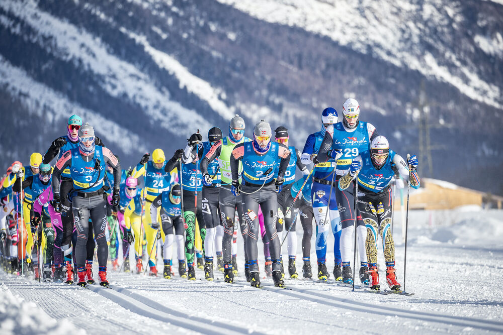 19.01.2019, St. Moritz, Switzerland (SUI): Men
