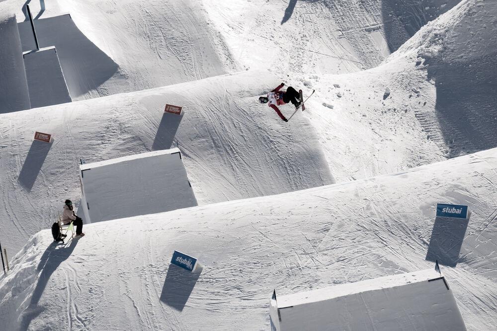 FIS Freeski World Cup - Stubai AUT - slopestyle