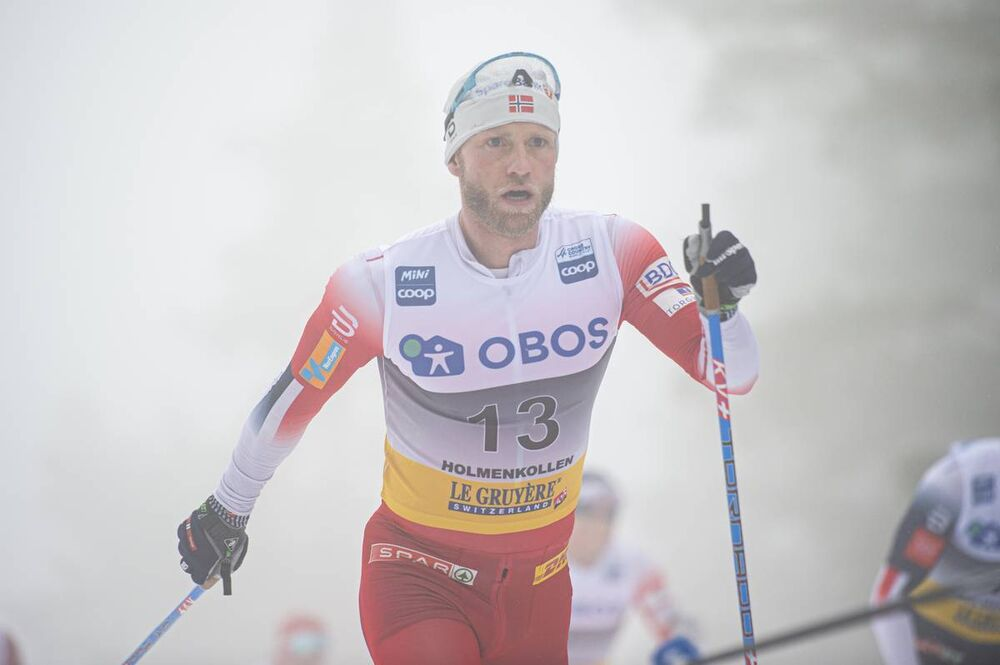 08.03.2020, Oslo, Norway (NOR):Martin Johnsrud Sundby (NOR) - FIS world cup cross-country, mass men, Oslo (NOR). www.nordicfocus.com. © THIBAUT/NordicFocus. Every downloaded picture is fee-liable.