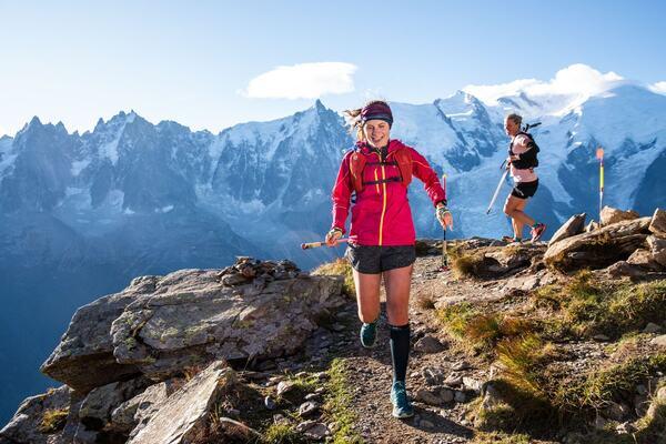 Photo : Trail des Aiguilles Rouges