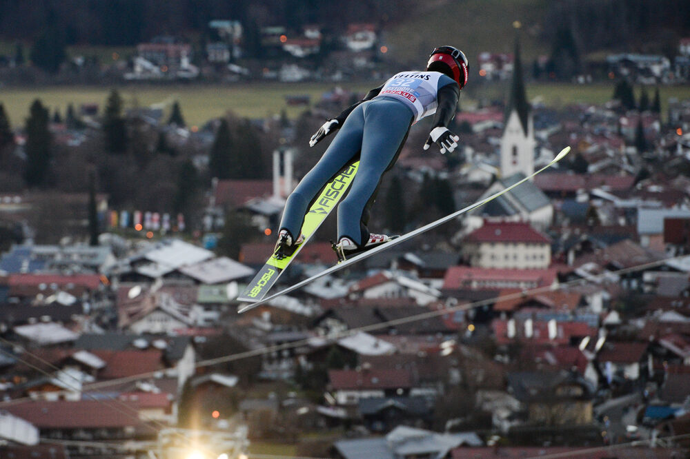 29.12.2019, Oberstdorf, Germany (GER):Naoki Nakamura (JPN) - FIS world cup ski jumping, four hills tournament, individual HS137, Oberstdorf (GER). www.nordicfocus.com. © Tumashov/NordicFocus. Every downloaded picture is fee-liable.