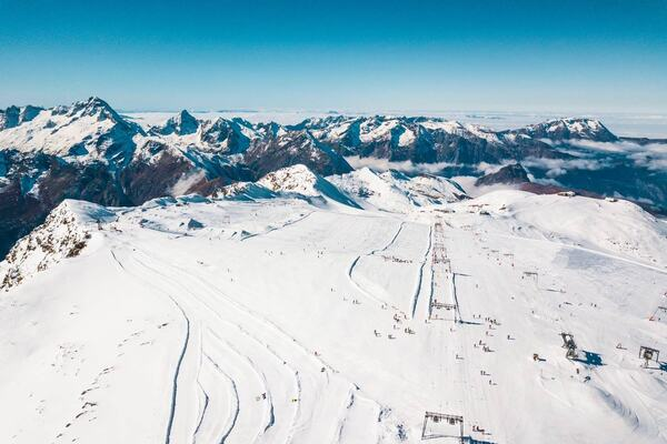 Photo : 2 Alpes