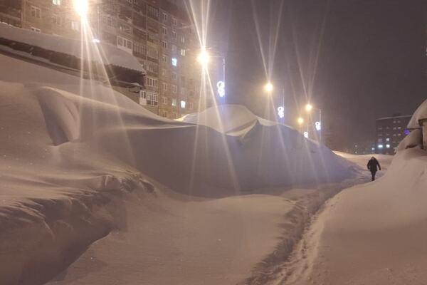 Photo : Norilsk