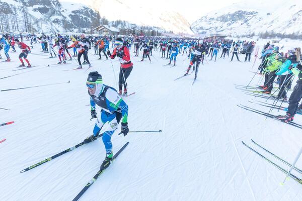 Photo : Marathon de Bessans