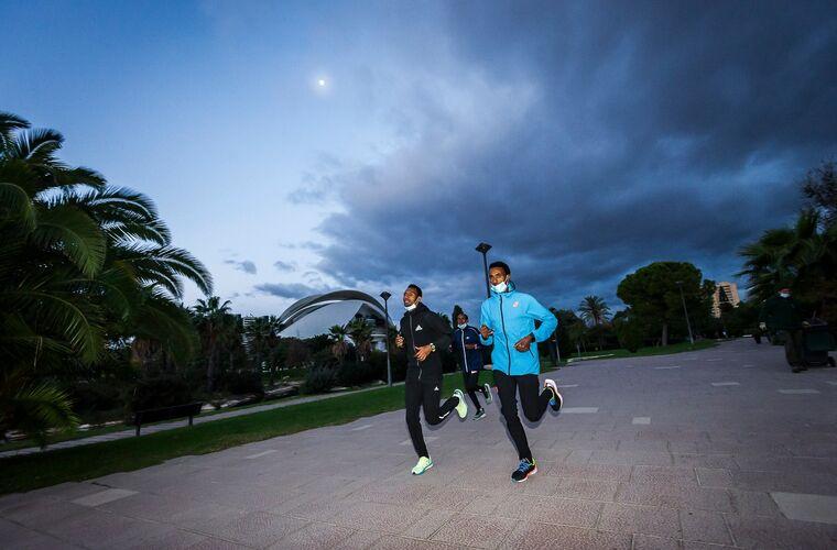 Photo : Valencia Maraton