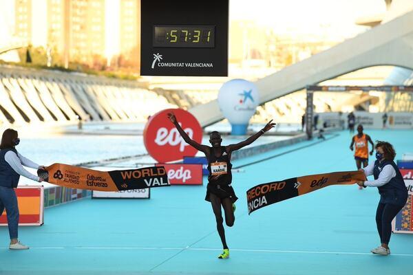 Photo : Getty Images / World Athletics