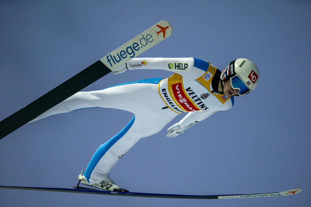 19.12.2020, Engelberg, Switzerland (SUI):Halvor Egner Granerud (NOR) - FIS world cup ski jumping men, individual HS140, Engelberg (SUI). www.nordicfocus.com. © Thibaut/NordicFocus. Every downloaded picture is fee-liable.