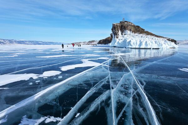 Photo : Lac Baikal