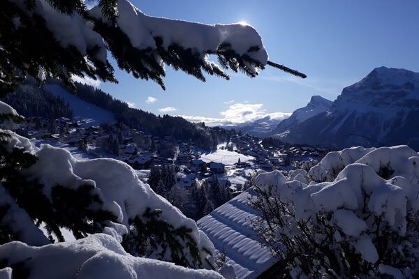 Photo : Grand Massif