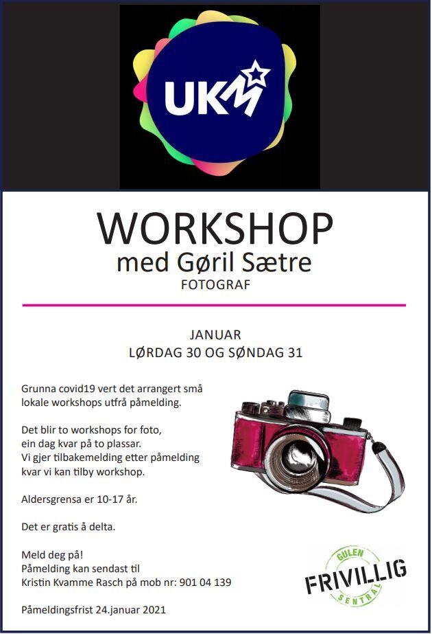UKM workshop