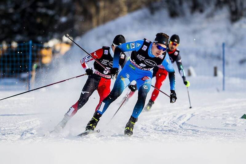 15.01.2021, Val di Fiemme, Italy (ITA):