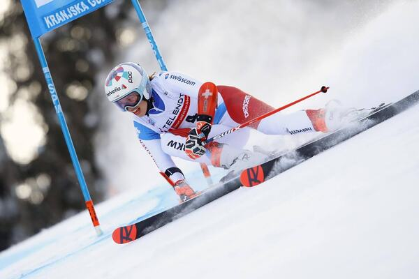Photo : Crans Montana World Cup