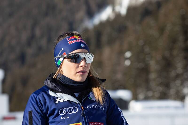 20.01.2021, Antholz, Italy (ITA): Dorothea Wierer (ITA) -  IBU World Cup Biathlon, training, Antholz (ITA). www.nordicfocus.com. © Manzoni/NordicFocus. Every downloaded picture is fee-liable.