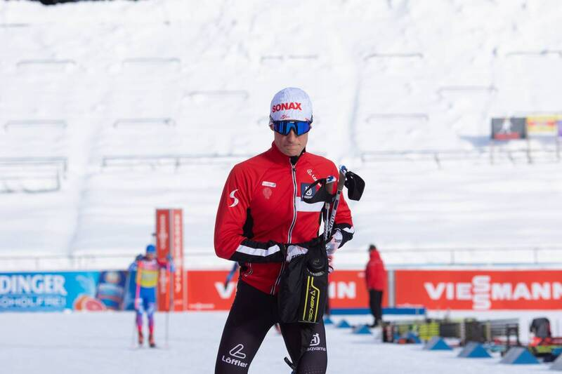 20.01.2021, Antholz, Italy (ITA): Felix Leitner (AUT) -  IBU World Cup Biathlon, training, Antholz (ITA). www.nordicfocus.com. © Manzoni/NordicFocus. Every downloaded picture is fee-liable.