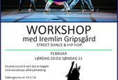 Workshop Street Dance & Hip Hop