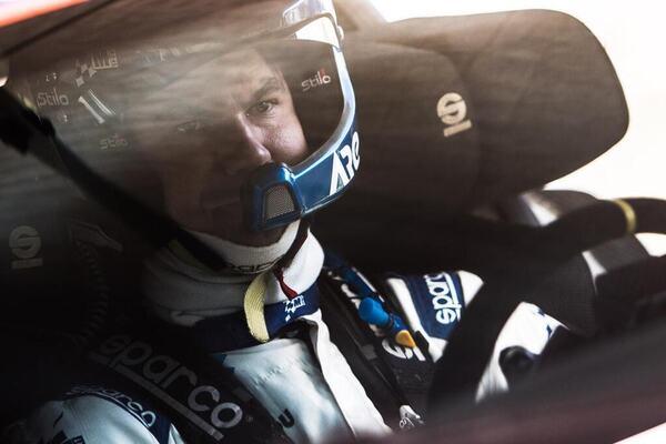Photo : Teemu Suninen Racing