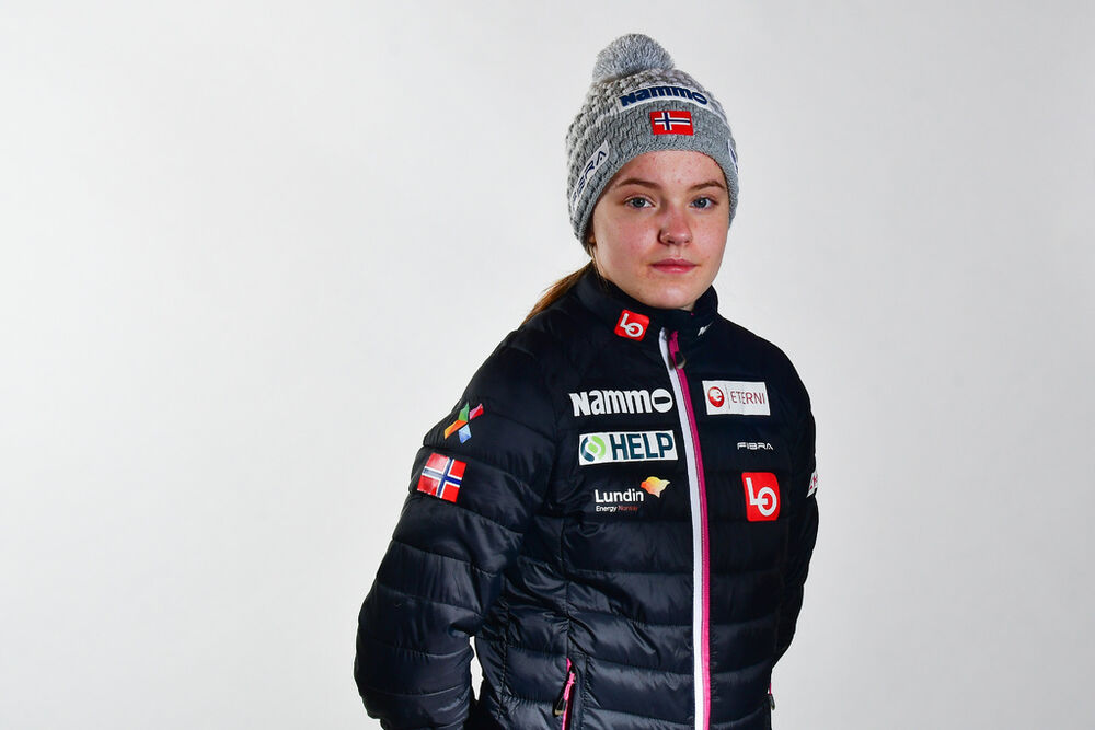 18.12.2020, Ramsau, Austria, (AUT):Eirin Maria Kvandal (NOR) - FIS world cup ski jumping women, photoshooting, Ramsau (AUT). www.nordicfocus.com. © Reichert/NordicFocus. Every downloaded picture is fee-liable.