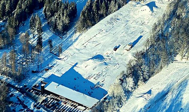 20210125, Borås skidstadion