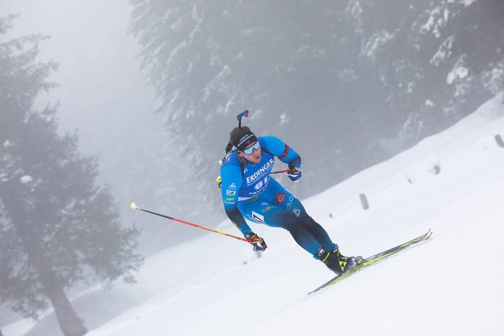 22.01.2021, Antholz, Italy (ITA):Emilien Claude (FRA) -  IBU World Cup Biathlon, individual men, Antholz (ITA). www.nordicfocus.com. © Manzoni/NordicFocus. Every downloaded picture is fee-liable.