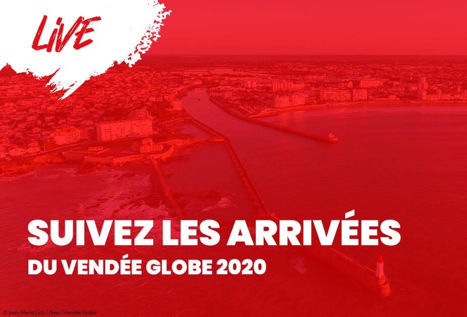 Vendée Globe 2021 - LIVE vidéo - L'arrivée - Sports Infos - Ski - Biathlon