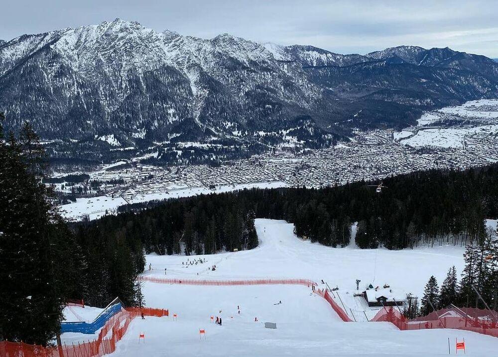 Photo : Garmisch
