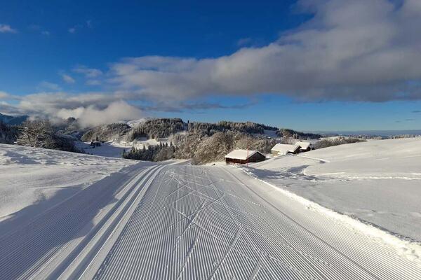 Photo : Haute Savoie Nordic / Plaine Joux