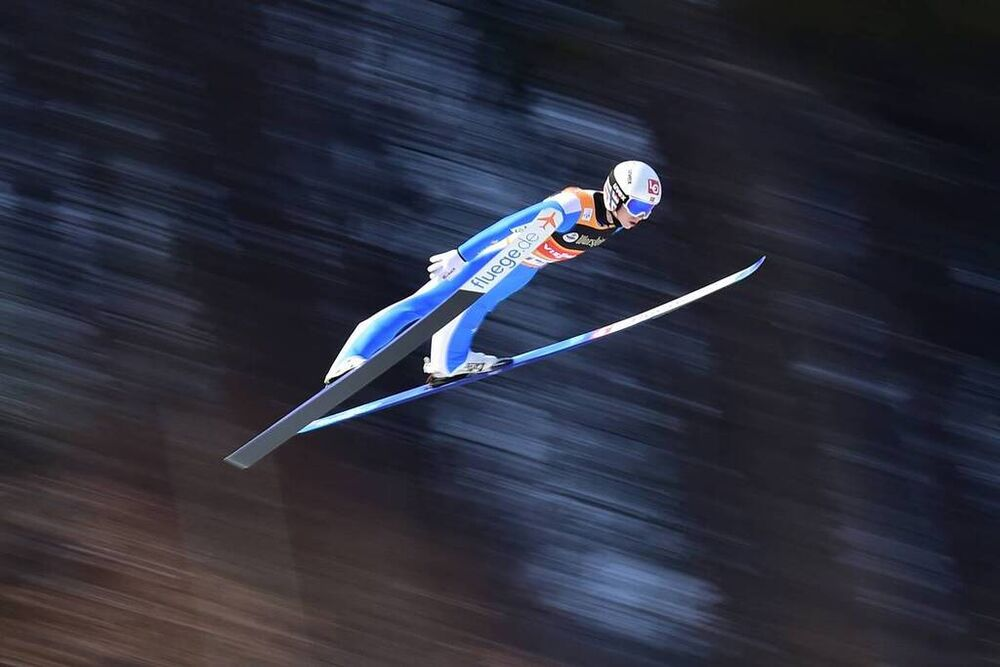 30.01.2021 Willingen, Germany (GER):Halvor Egner Granerud (NOR) - FIS world cup ski jumping men, individual HS147, Willingen (GER). www.nordicfocus.com. © Reichert/NordicFocus. Every downloaded picture is fee-liable.