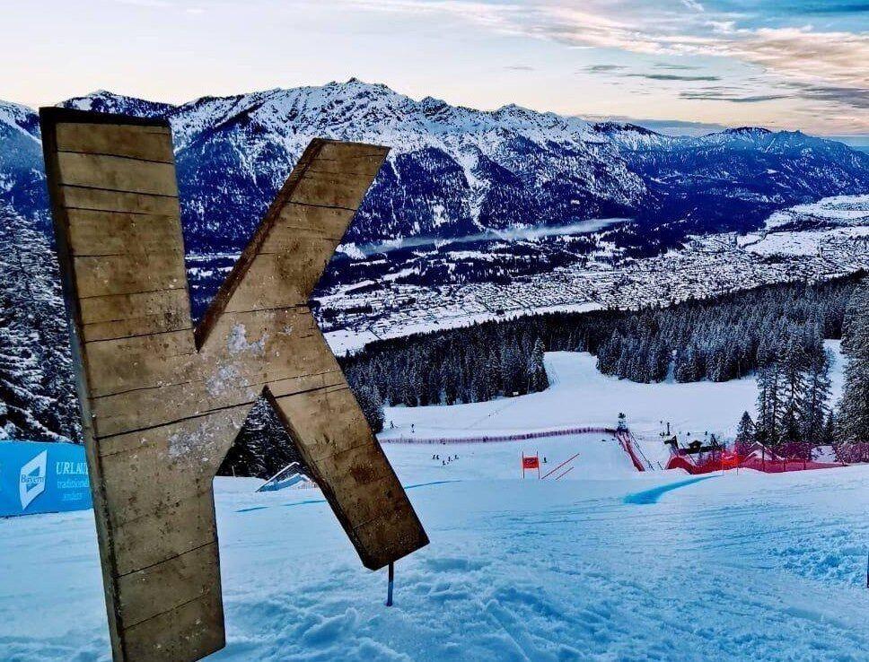 Photo : Garmisch Weltcup