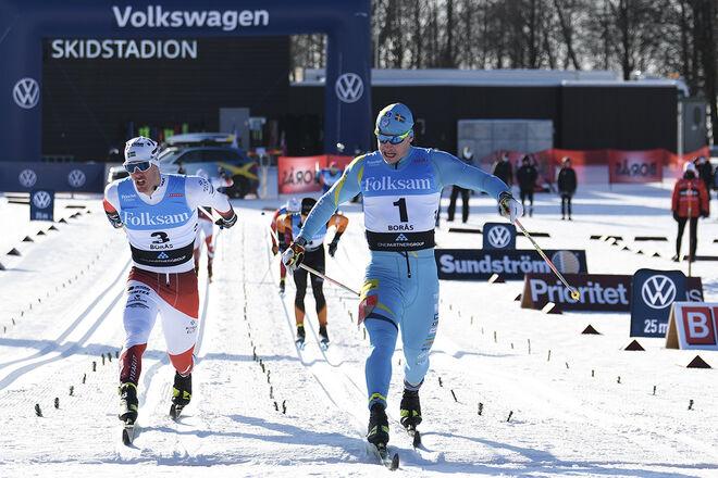 20210210, ANTON vinner SM-sprint