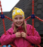 Julie Pettersen Kleiven 10 år