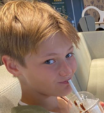 Einar Vatnan 12 år