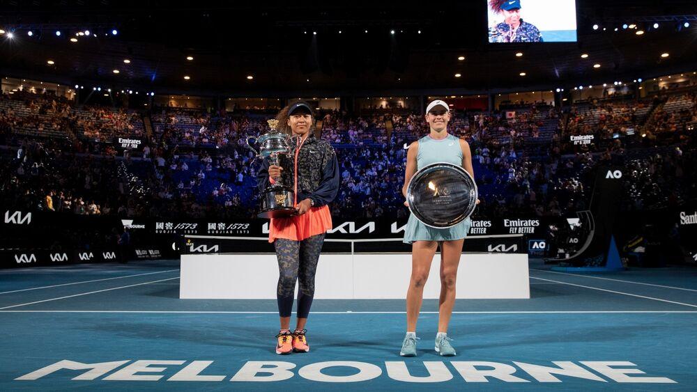 Photo : Australian Open / Press