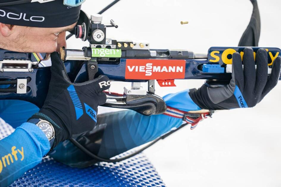 Le comportement d'Emilien Jacquelin a fait beaucoup parler - Sports Infos - Ski - Biathlon - ski-nordique.net