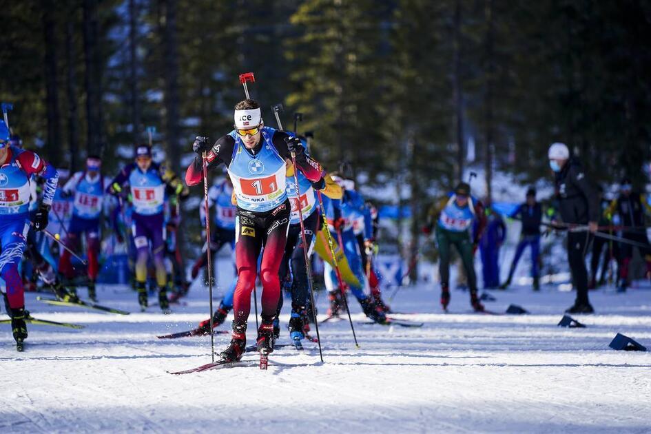 Biathlon - Le classement virtuel de la coupe du monde masculine - Sports Infos - Ski - Biathlon - ski-nordique.net
