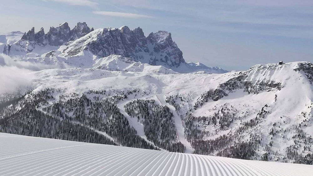 Photo : Val di Fassa / Facebook officiel