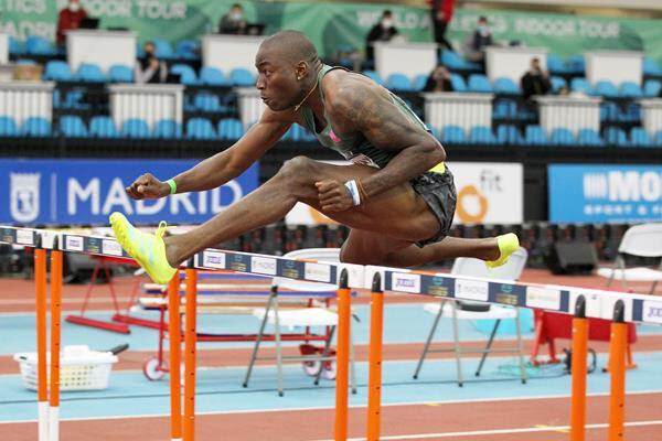Photo : World Athletics Press / Jean Pierre Durand