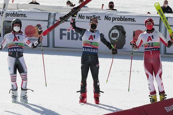 Photo : FIS Alpine