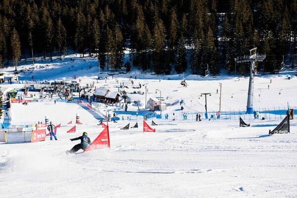 Photo : FIS Snowboarding / Facebook