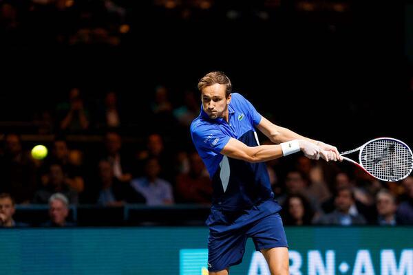 Photo : ABN Amro Tennis Rotterdam / Facebook