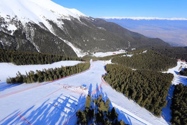 Photo : Bansko World Cup