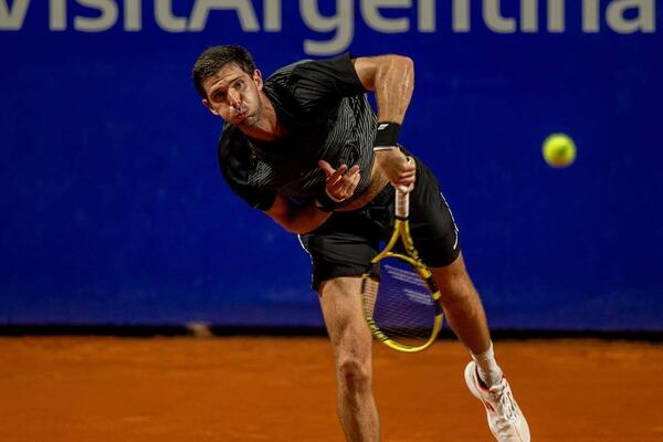 Photo : Argentina Open