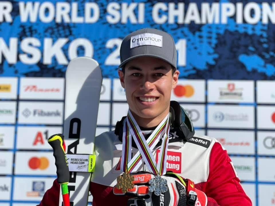 Photo : Austria Ski Team Facebook