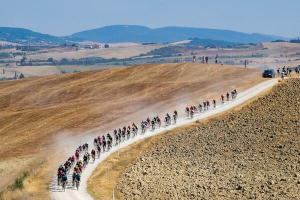 Photo : Strade Bianche Officiel / Facebook
