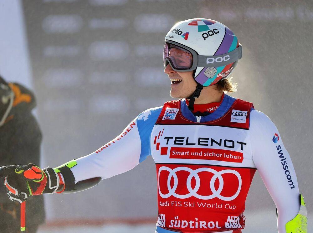 Photo : GEPA Pictures / Swiss Ski