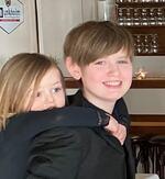Noah Lundestad 13 år